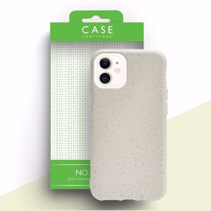 Picture of Case FortyFour Case 44 No.100 for Apple iPhone 11 in White