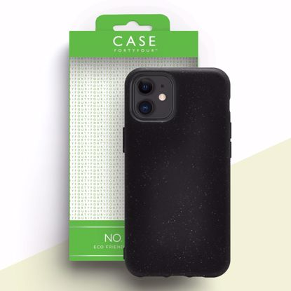 Picture of Case FortyFour Case 44 No.100 for Apple iPhone 11 in Black